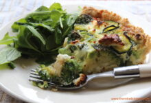 Photo of Broccoli Quiche