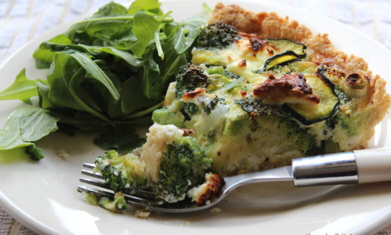 Photo of Broccoli Quiche