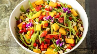 Photo of Mango and Cabbage Salad