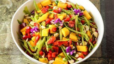 Photo of Mango and Cabbage Salad