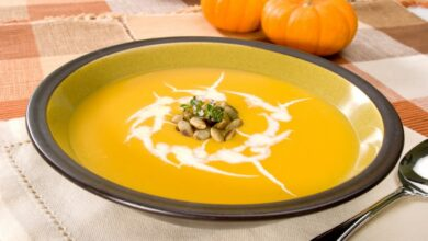 Photo of Red Kuri Squash Soup