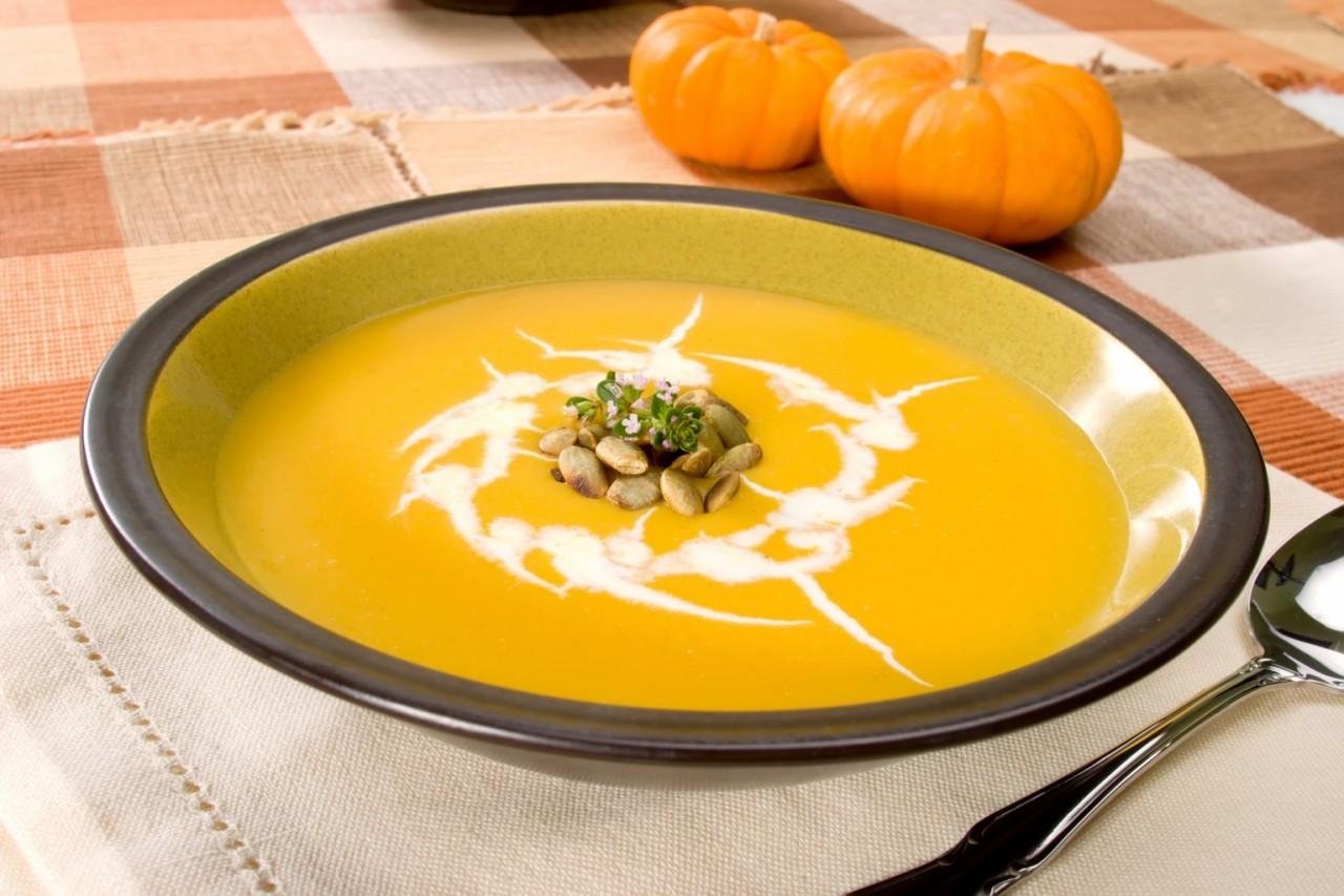 Soup Red Kuri